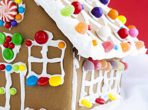 Gingerbread House Workshops at Taste Buds Kitchen