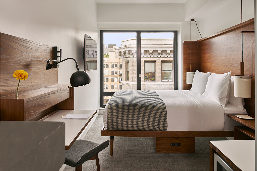 The best Tribeca hotels in NYC