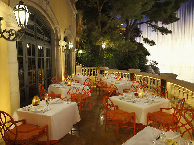 These are the most romantic eateries in Las Vegas