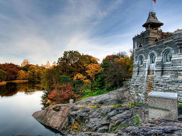 Take a Central Park Conservancy tour