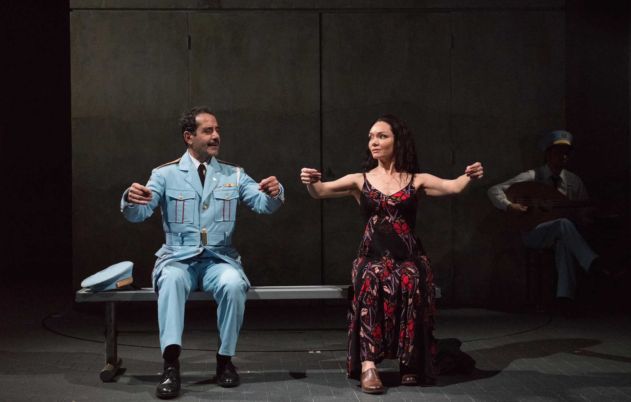 Katrina Lenk (The Band's Visit, Indecent)