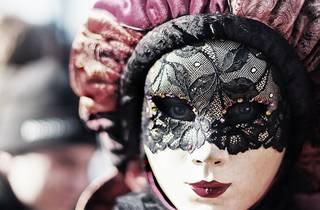 New Year's Eve Masquerade Ball