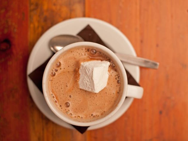 Courtesy of Mindy's Hot Chocolate