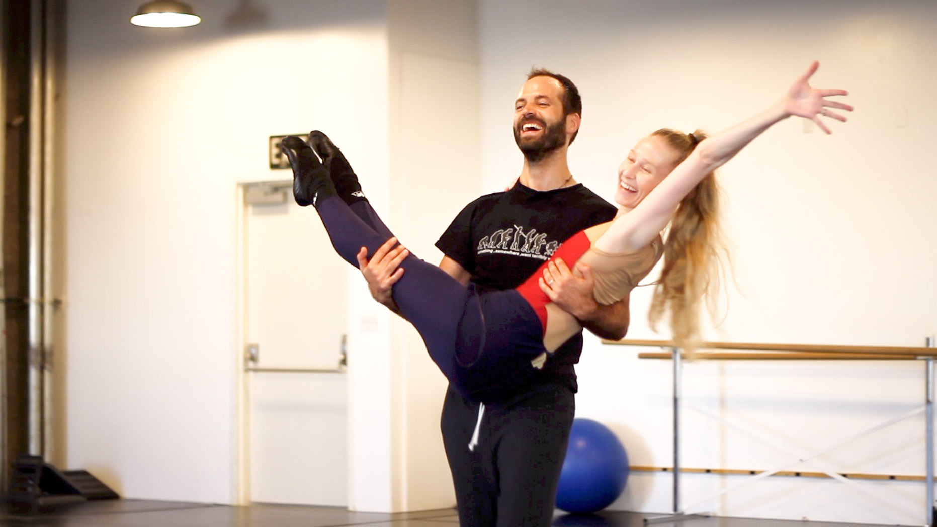 Benjamin Millepied's 'Homecoming' with L.A. Dance Project