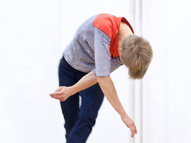 Siobhan Davies Dance: material / rearranged / to / be