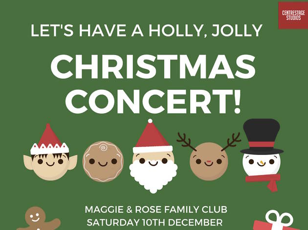 Holly Jolly Christmas Concert