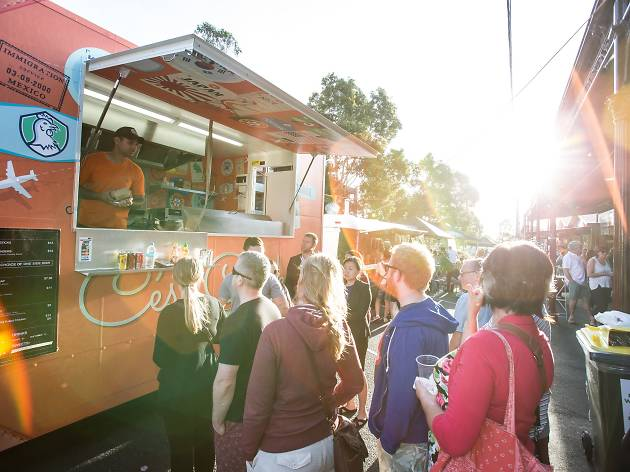 The 15 Best Food Trucks In Melbourne