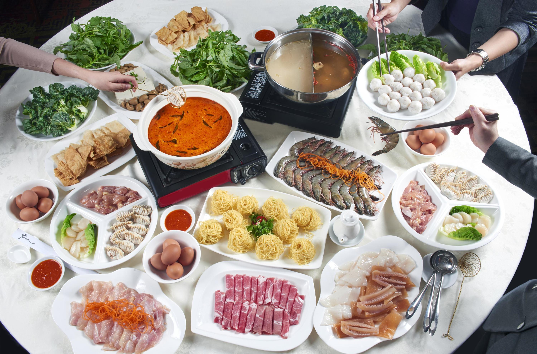 Xin Cuisine steamboat