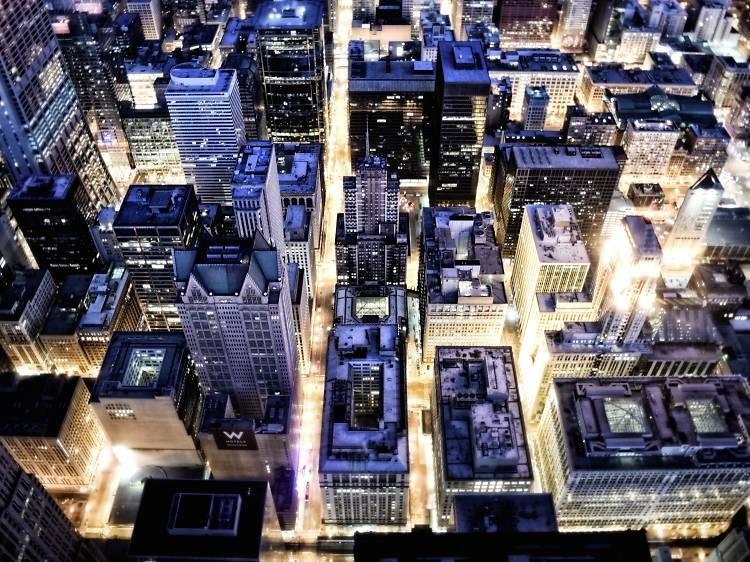 世界で最も楽しい都市はシカゴに
