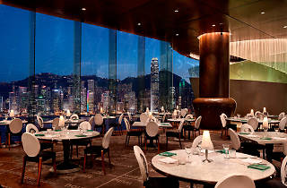 Sky-high dining – Felix Hong Kong