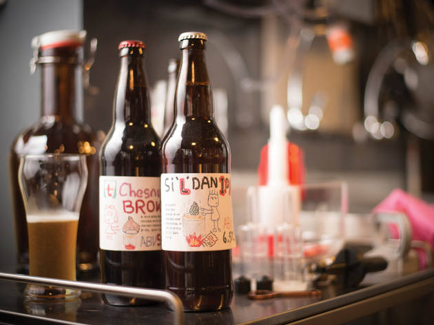 The rise of Hong Kong's craft beer scene