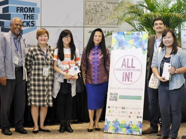 All In! Young Writers' Festival