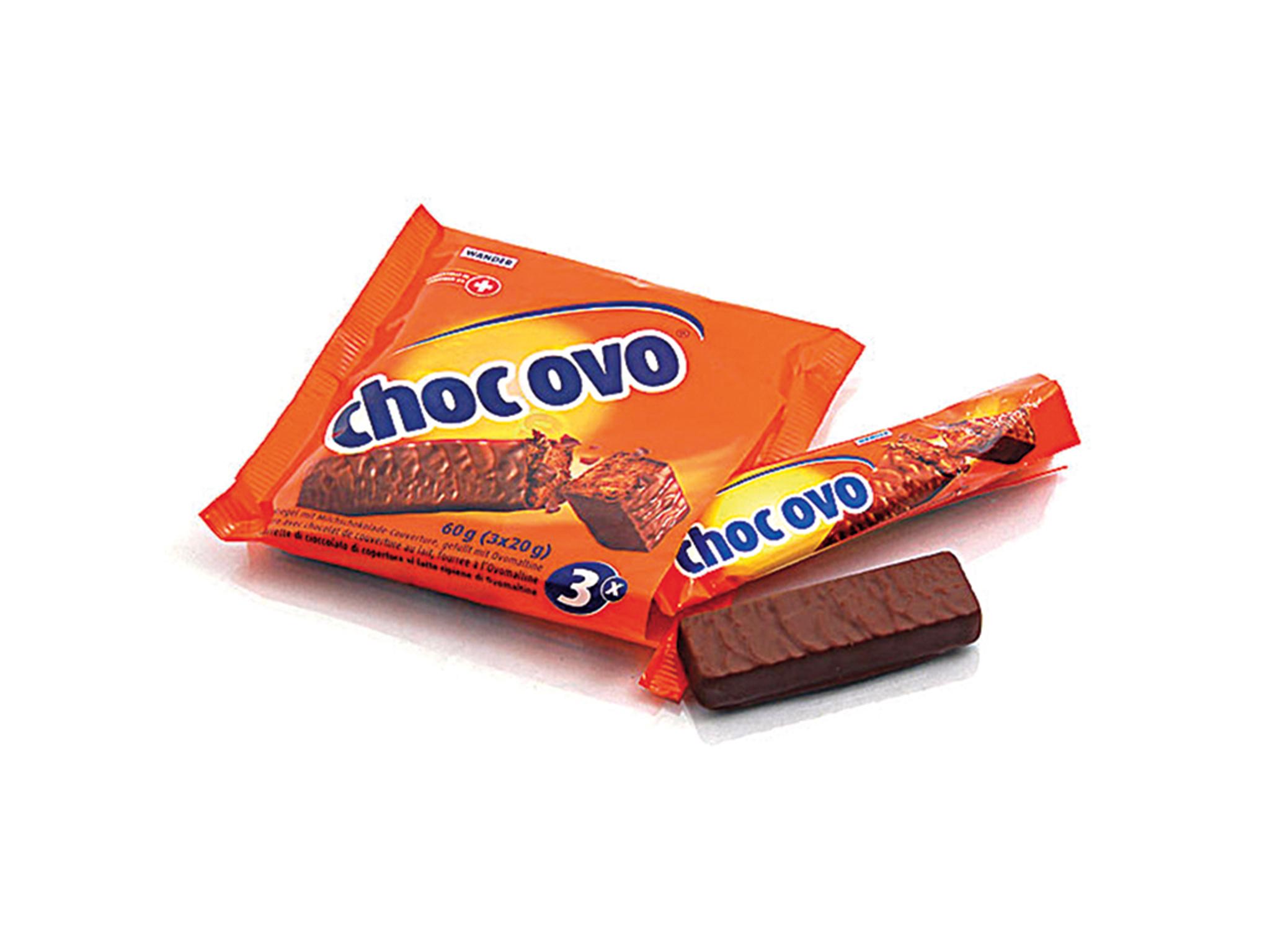 Chocolate Choc Ovo