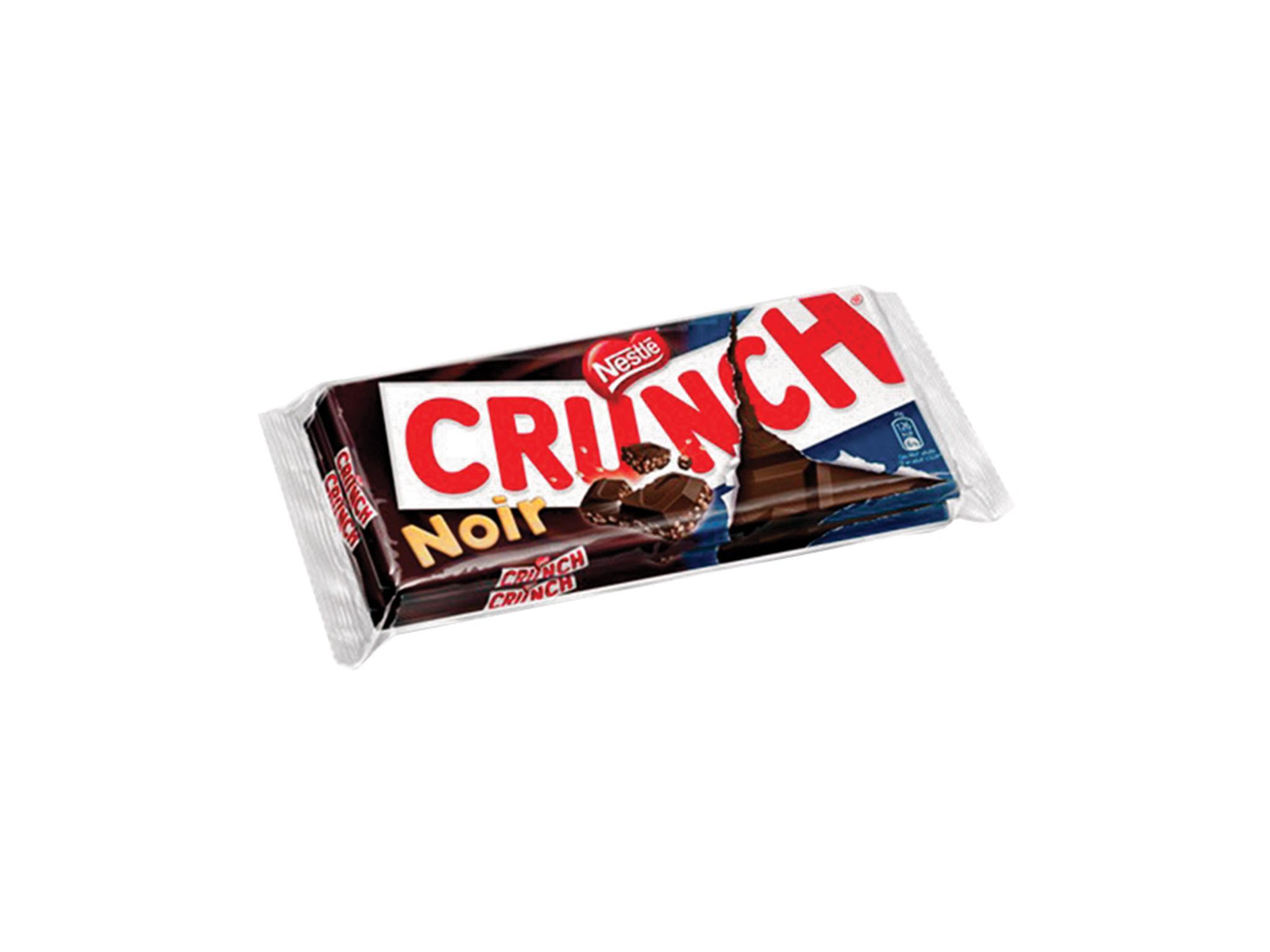 Crunch Noir - Nestle