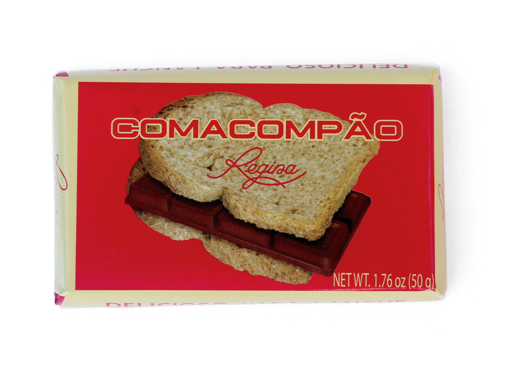 Chocolate Comacompao - Regina