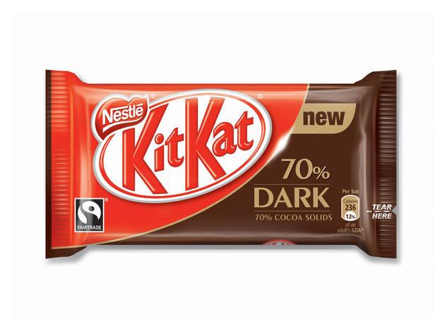 Chocolate Kit Kat Dark - Nestle