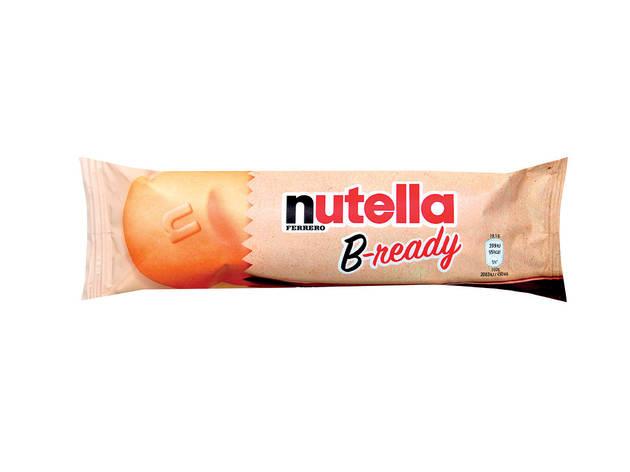Chocolate Nutella B-ready