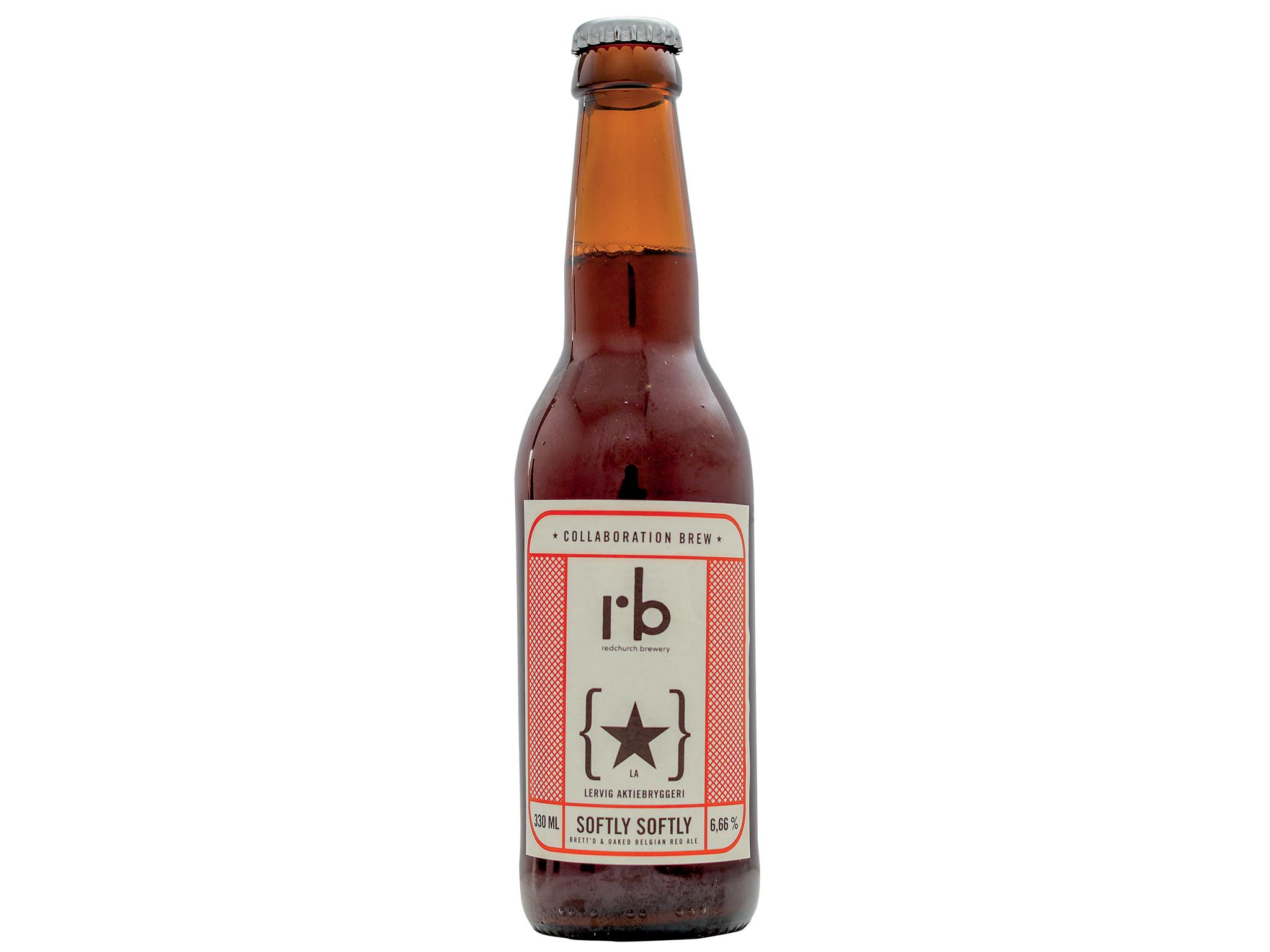 Cerveja Softly Softly - i.b