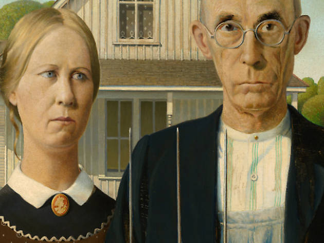 American painting in the 1930's - The Age of Anxiety
