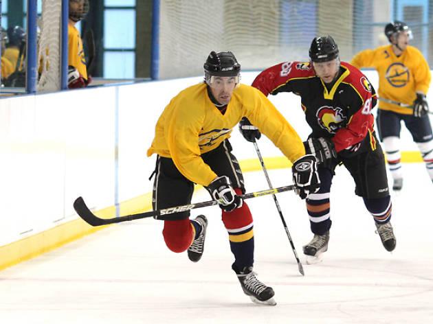 Ice hockey at Alexandra Palace