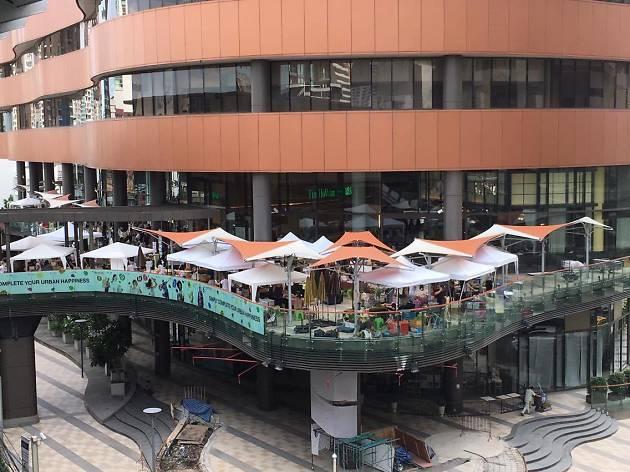 Bangkok Farmers Market