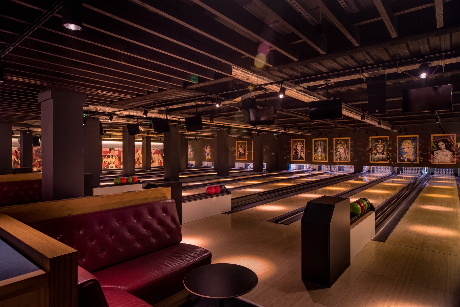 In pictures: first look at Queens: Skate, Dine, Bowl