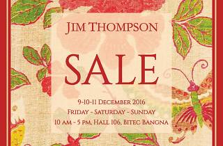 Jim Thompson Sale
