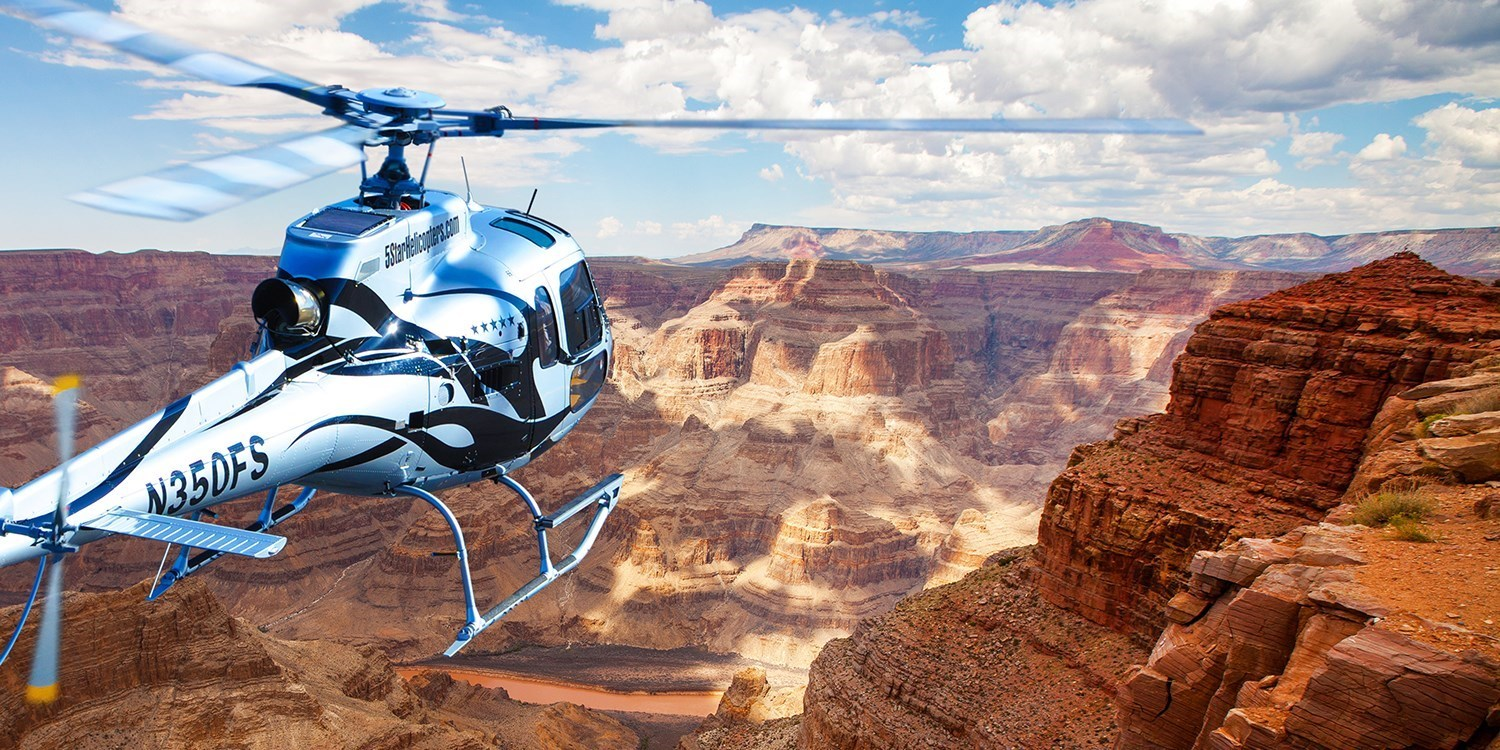 The Strip & Grand Canyon Helicopter Tours