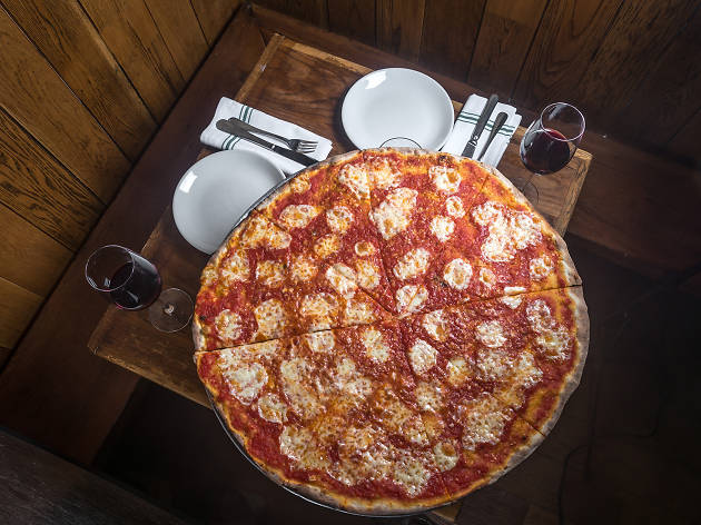 The best gluten-free pizza in NYC