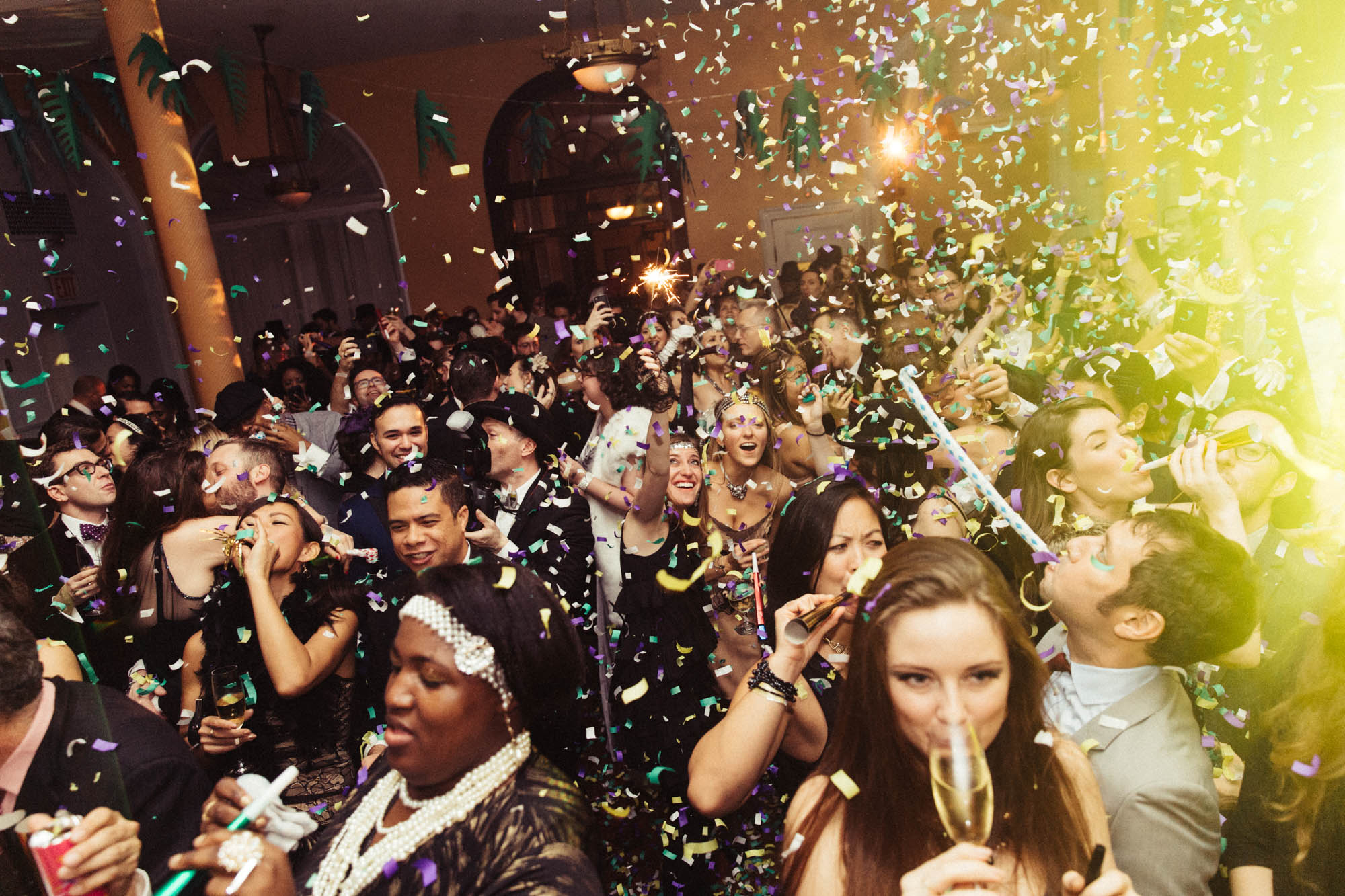 Incredible NYE parties to celebrate the New Year