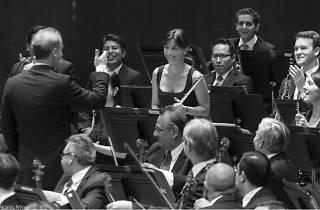 Concierto navideño en el Auditorio Nacional