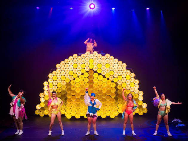 Hot Brown Honey 2 (Photograph: Anna Kucera)