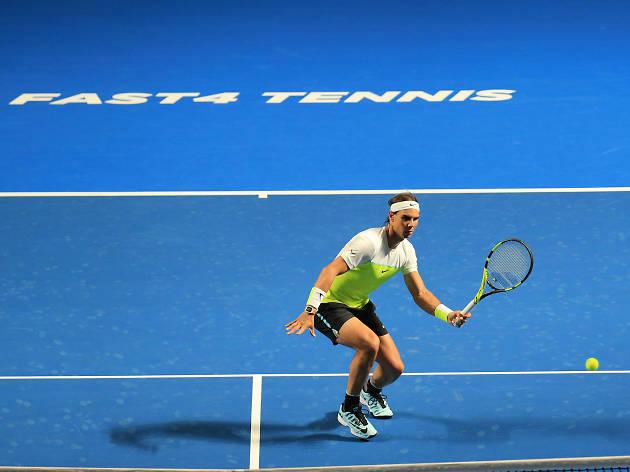 FAST4 Rafael Nadal