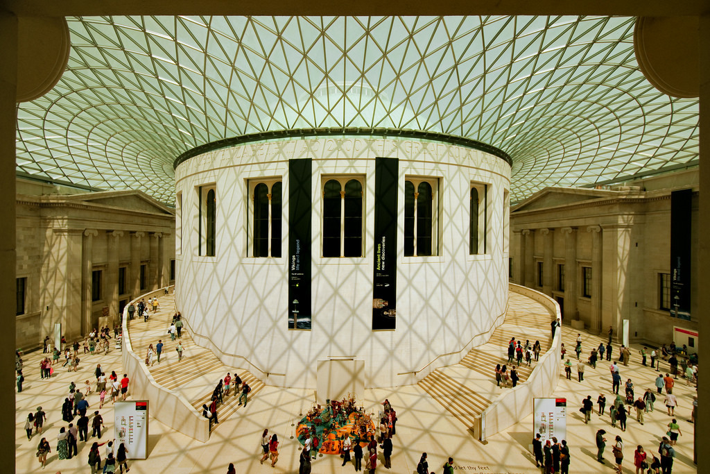 The best hotels near the British Museum