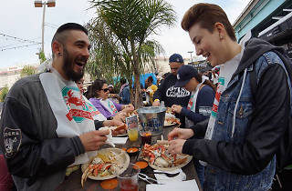 4th Annual All-You-Can-Eat Crab Feast