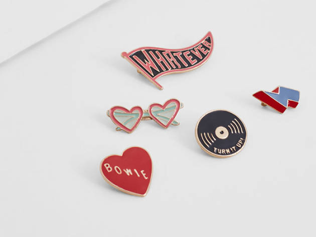 Pins and Patches ($19.90)