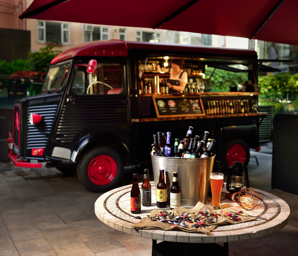 Cordis – Garage Bar (food truck and beer)