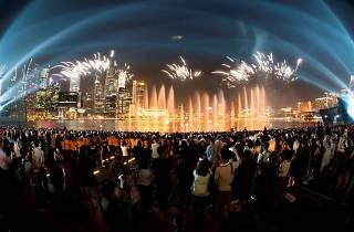 Wonder Full, Marina Bay Sands