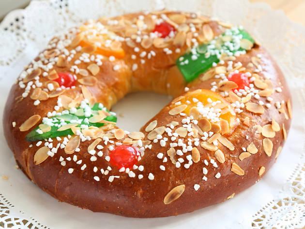 Los mejores roscones de Reyes