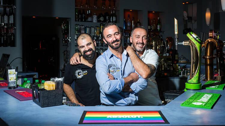 Shelter, Gay, Bear, Bar