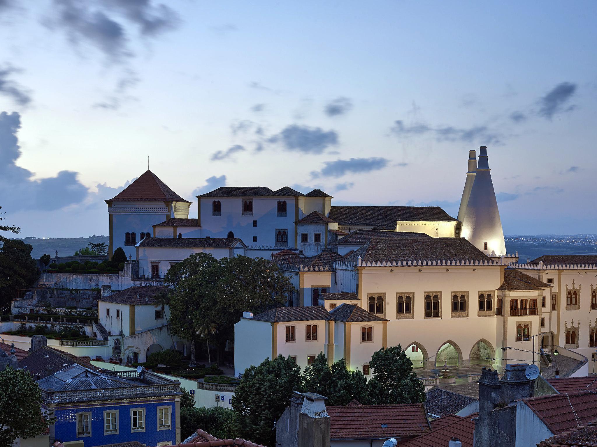 """Uma """"Incrível Fábrica de Natal"""" no Palácio de Sintra"""