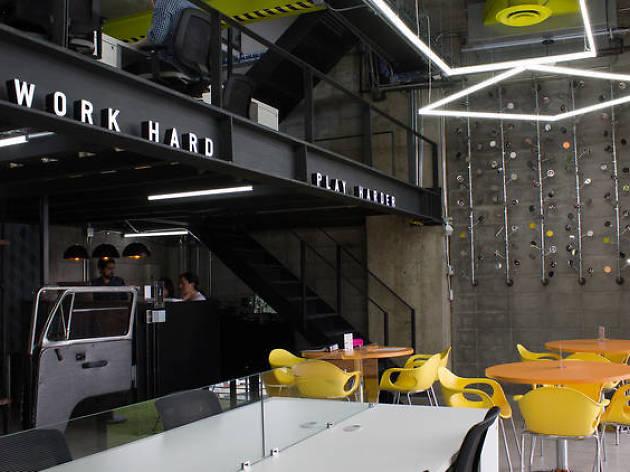 Espacios de coworking en la Roma-Condesa