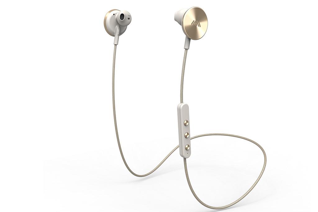 Buttons Bluetooth Headphones