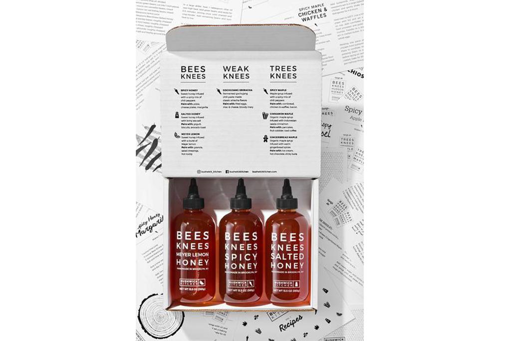 Bees Knees Honey Trio Gift Set