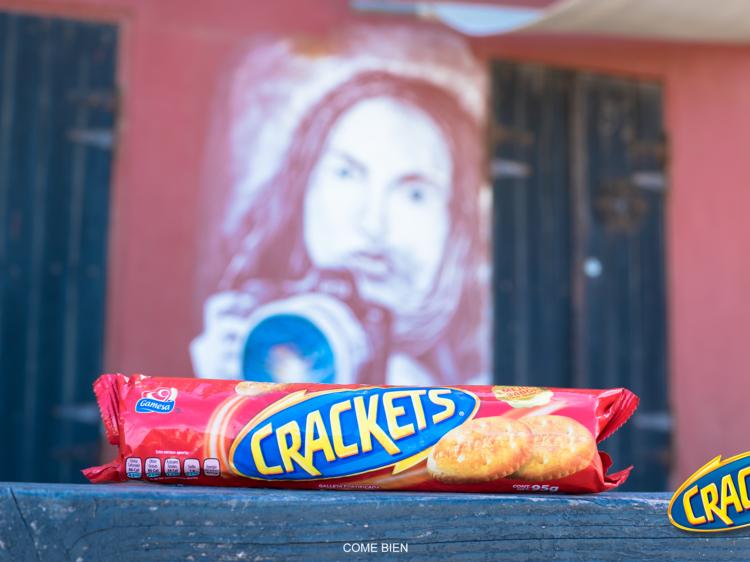  Presentado por Crackets®  En Calor Graffiti