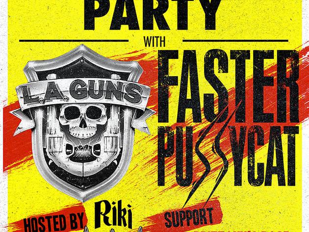 Faster Pussycat + L.A. Guns