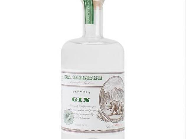 St. George Terroir gin from Cask, $35