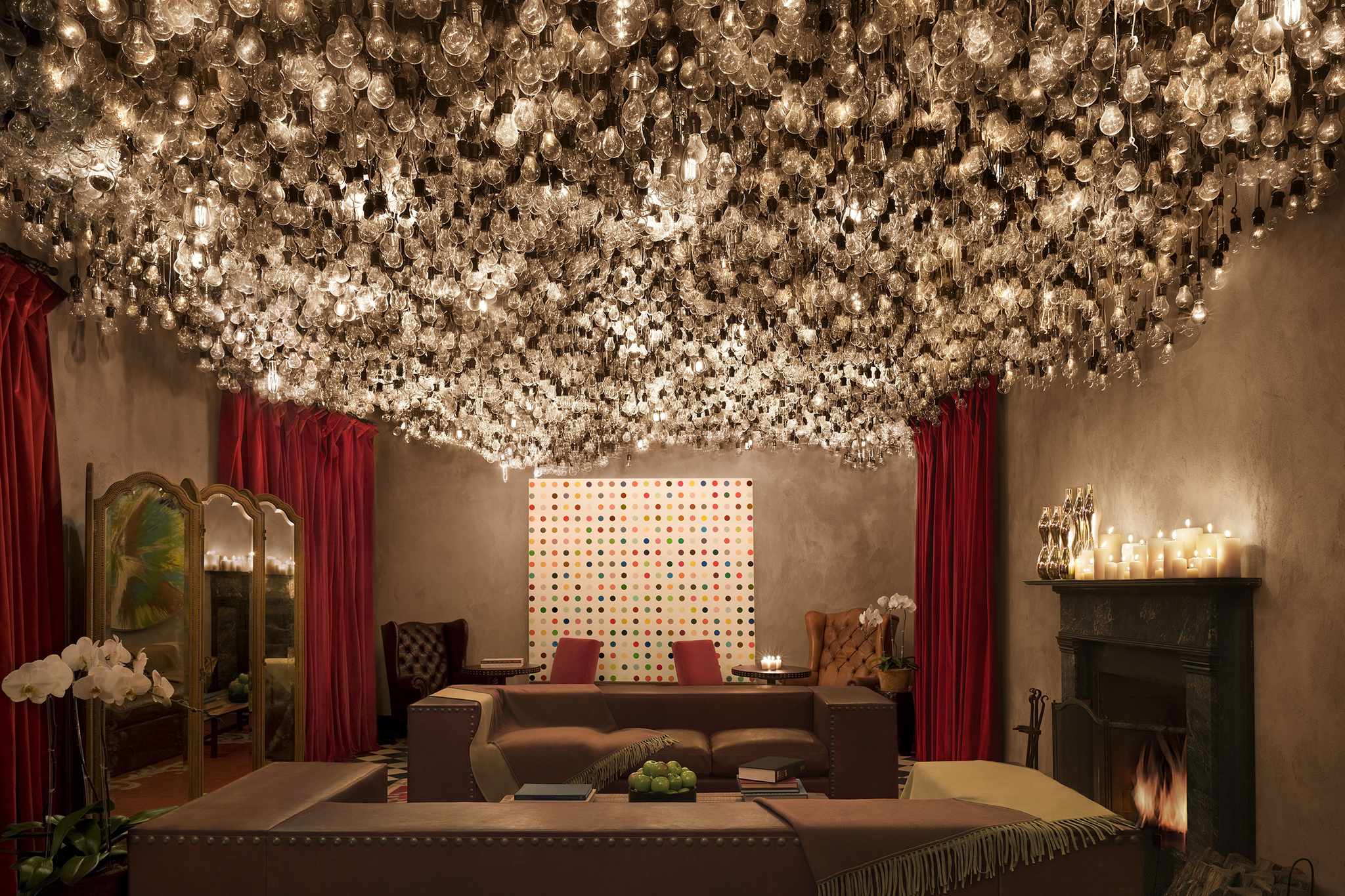 The sexiest hotels in NYC