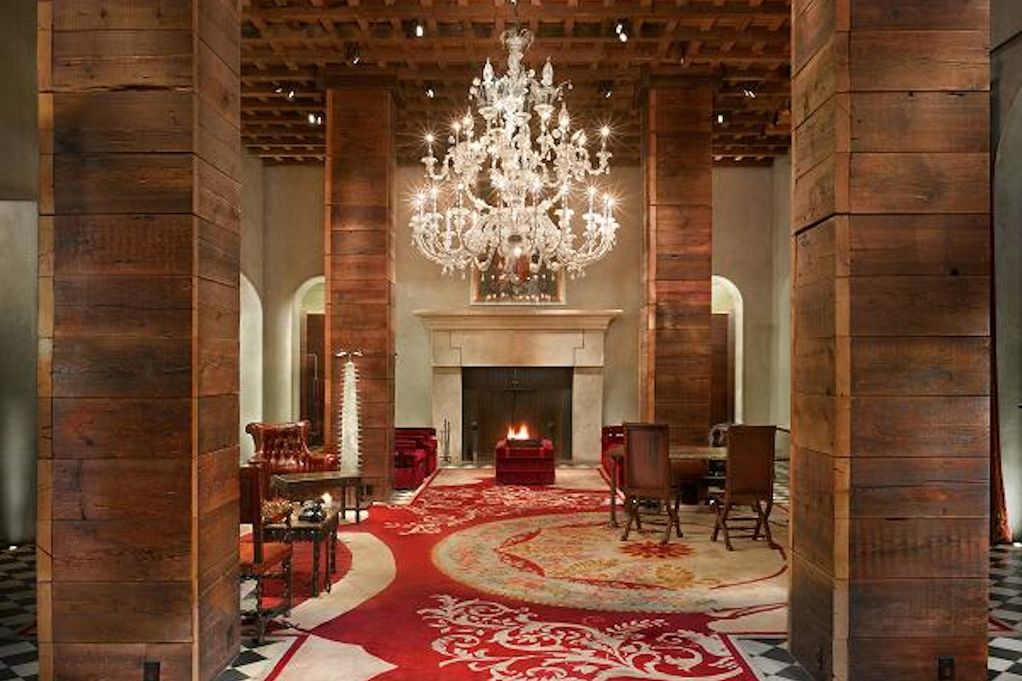 The most romantic hotels in NYC