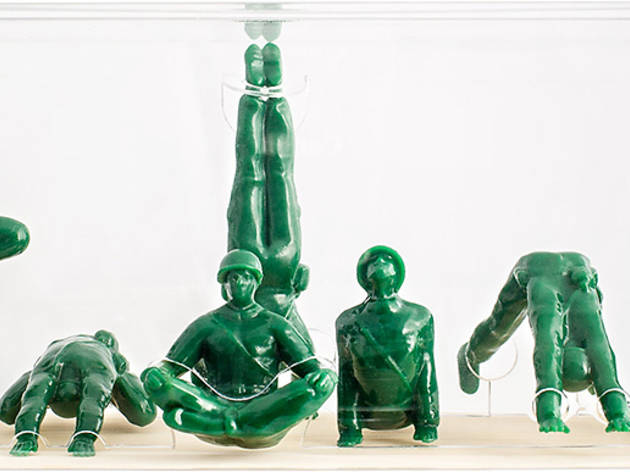 Yoga Joes from Park Life, $25